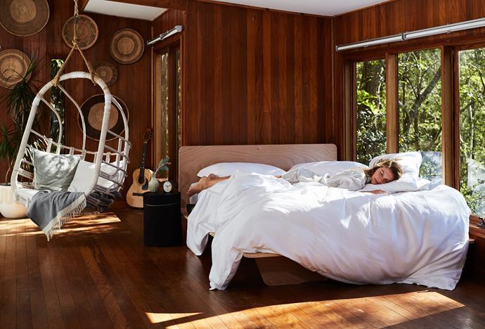 "Koala offers a 120-night trial of their Eucalyptus fibre bedding. Visit [koala.com](https://au.koala.com/products/koala-sheets|target=""_blank"")"