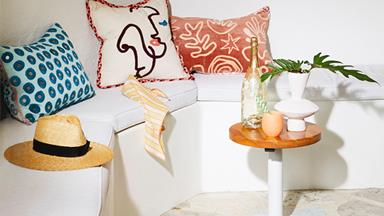 12 best cushions for a luxe lounge room feel