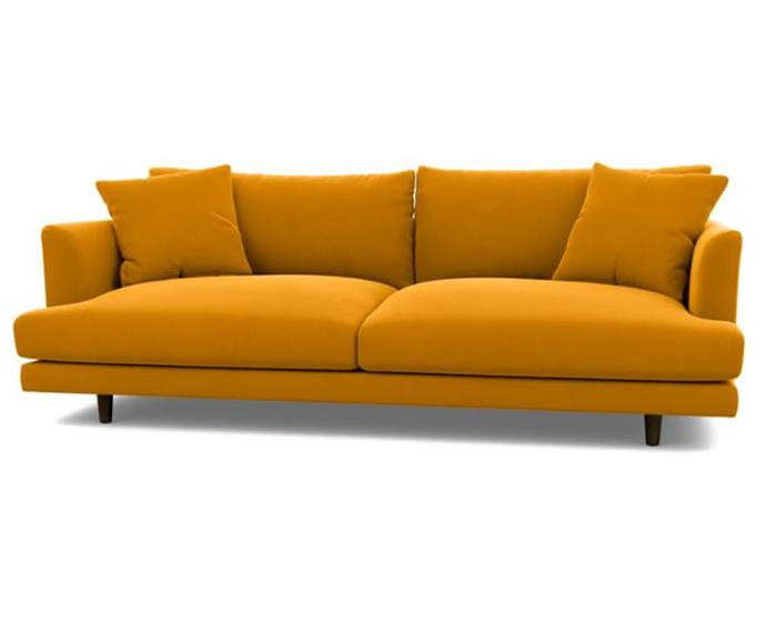 Customise the Santa Monica sofa from Plush to ensure the perfect fit for your style, budget and space.