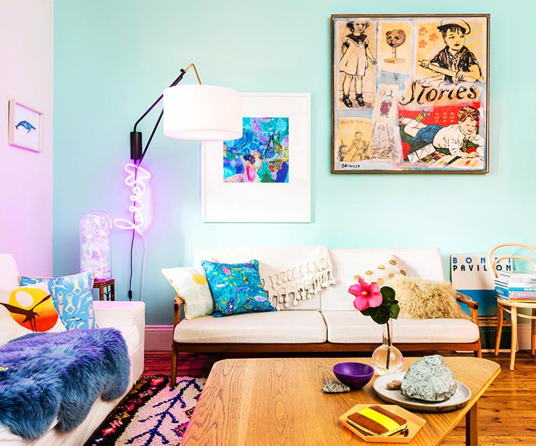 Update Your Living Room With These Simple Hacks Homes To Love