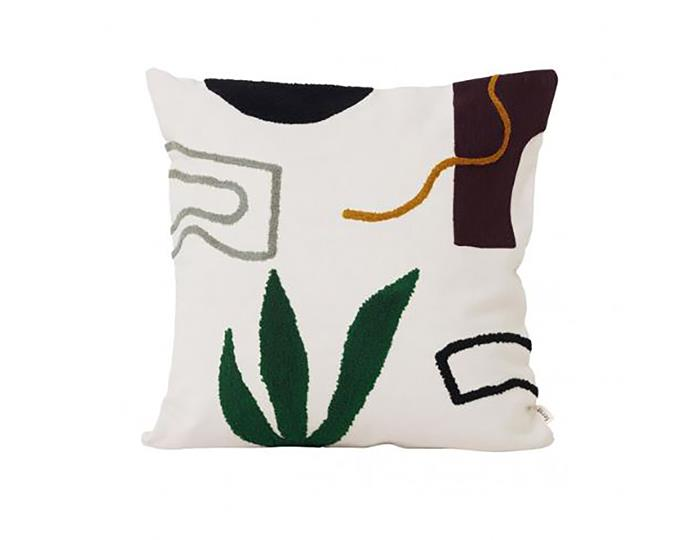 "ferm LIVING mirage cushion cacti, $149, from [Design Stuff](https://www.designstuff.com.au/ferm-living-mirage-cushion-cacti-6860/|target=""_blank""