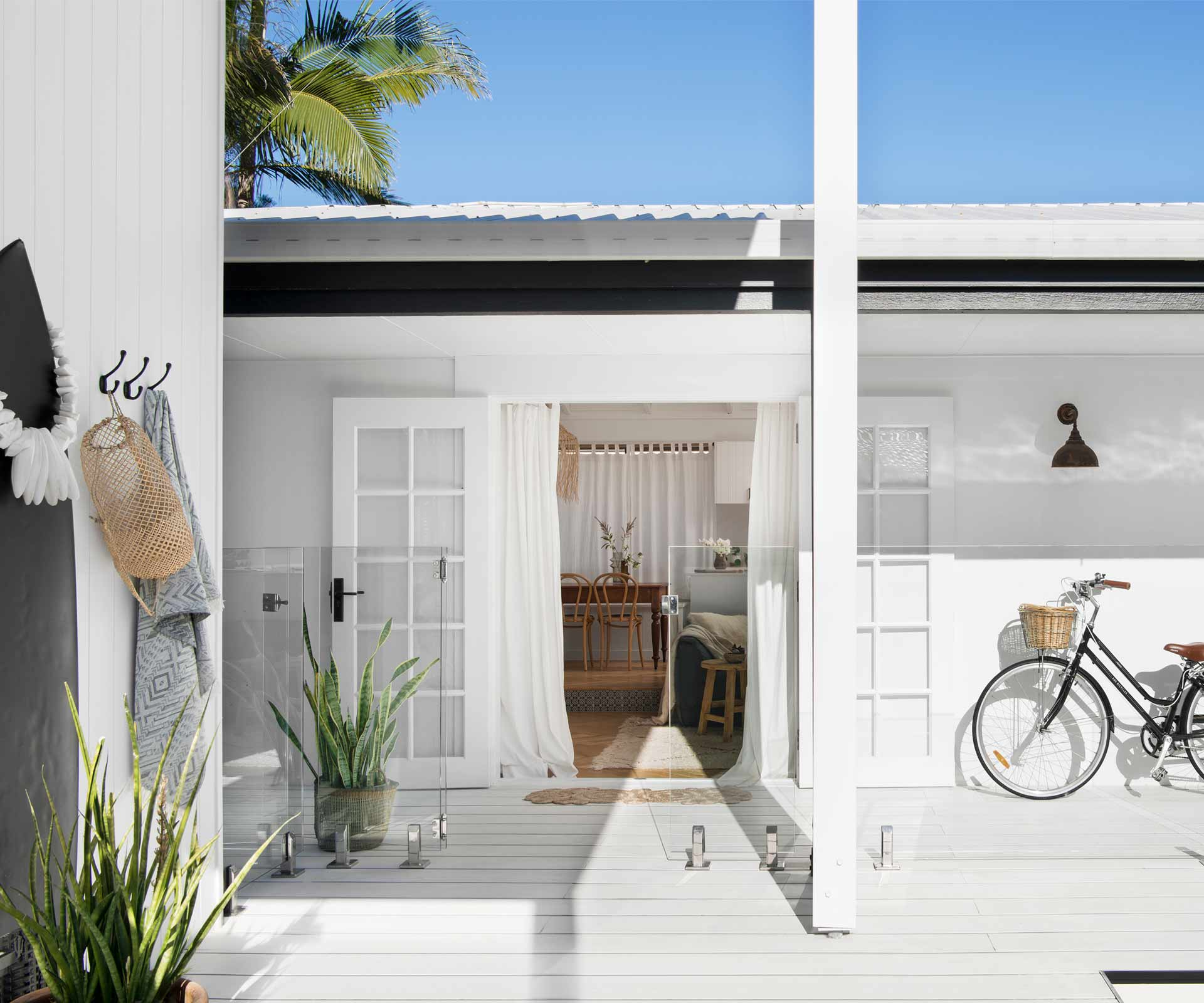 This chic beach house in Mooloolaba is the perfect escape
