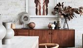 10 sideboard styling ideas