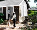 A sunny Californian-style bungalow in Fremantle, Western Australia
