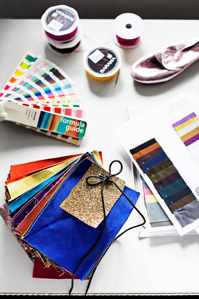 Your interior designer should be able to pull together a cohesive colour palette that reflects your style.