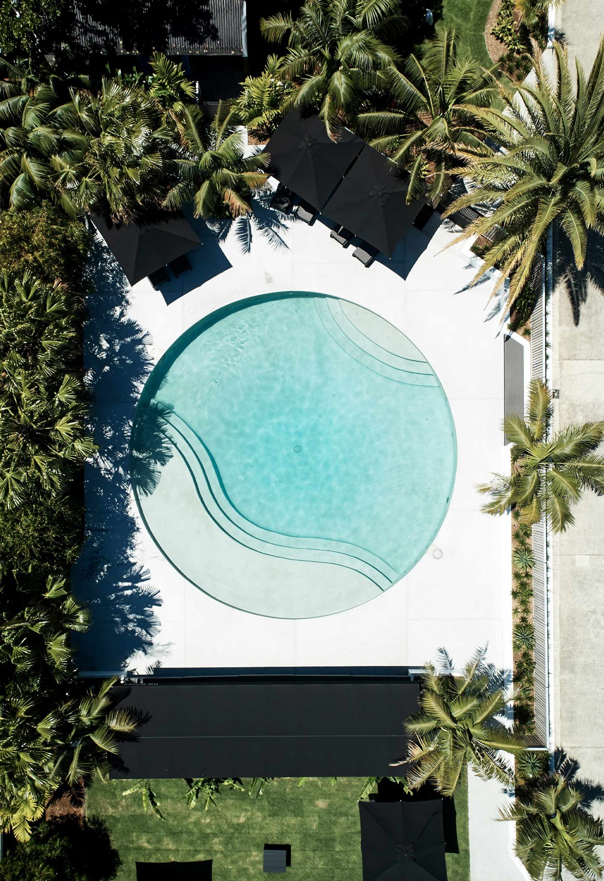 """***THE BOWER*** <p> <p>Established in mid-2017, [The Bower](https://www.homestolove.com.au/inside-byron-bays-stunning-boutique-hotel-the-bower-17558