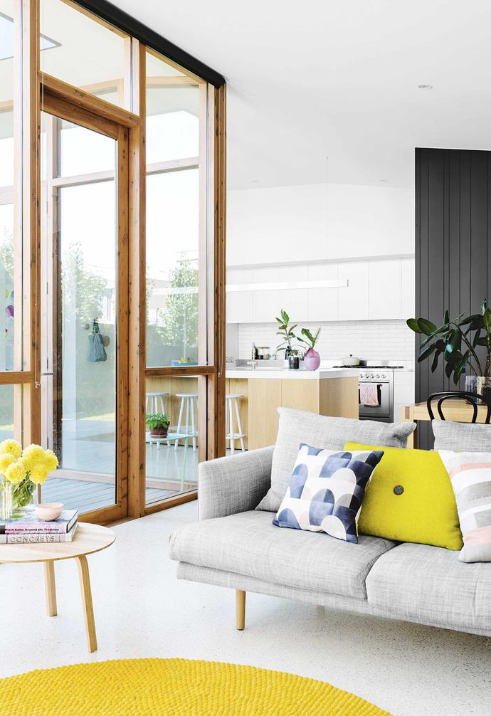 """The couple were under no illusions, however, that this was a huge undertaking. They'd bought the house – a typical freestanding [weatherboard cottage](https://www.homestolove.com.au/weatherboard-houses-5478