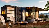 Sleep amongst the Victorian vineyards in a pop-up tiny hotel