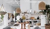 Lynda Gardener's new barn-style home in Daylesford, Victoria