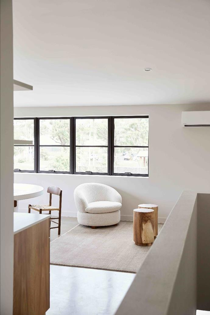 """***APARTAMENTO***<p> <p>Much like their own [home in Byron Bay](https://www.homestolove.com.au/a-byron-bay-home-filled-with-handcrafted-finds-19045