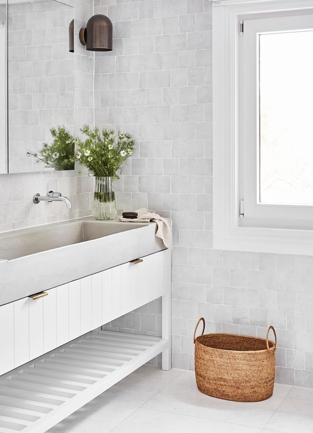 """The owners of this lovingly restored [beach abode](https://www.homestolove.com.au/family-beach-abode-sydney-21062