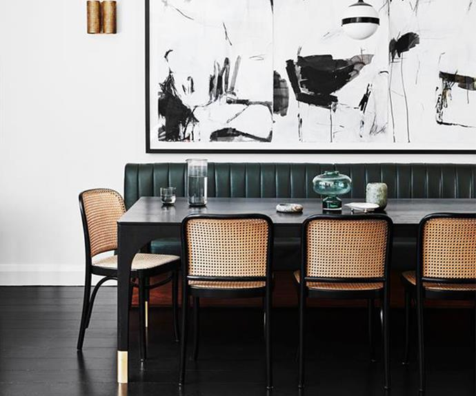 11 beautiful banquette seating ideas