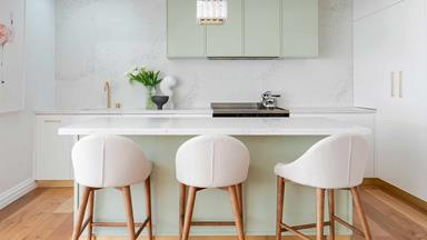 A North Manly fixer-upper was given a contemporary renovation