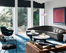 9 luxe living spaces