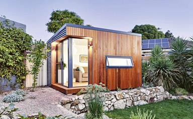 How to create your very own designer backyard room