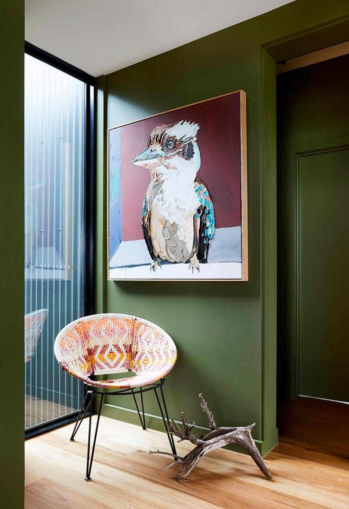 The right piece of artwork will instantly elevate the style stakes in any room of the house. *Photography: Armelle Habib / bauersyndication.com.au*