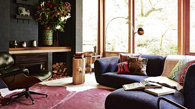A lovingly refreshed mid-century house in the Blue Mountains