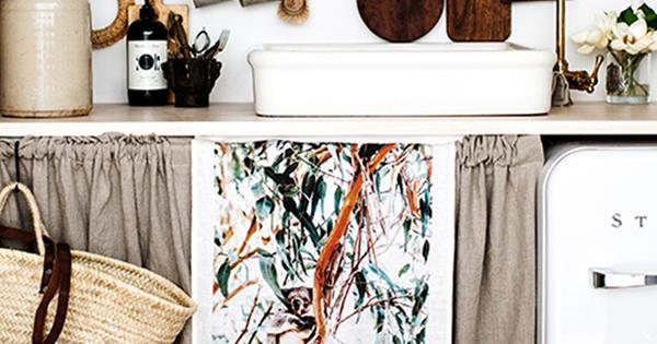 10 tea towels almost too beautiful to use