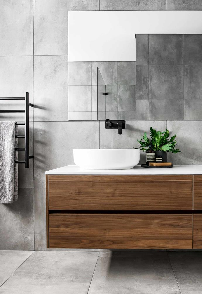 """**Shades of Grey** Large-format tiles from [Beaumont Tiles](https://www.beaumont-tiles.com.au/