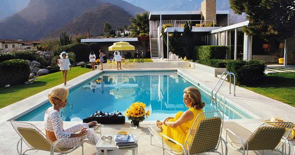 Slim Aarons: the story behind the iconic images