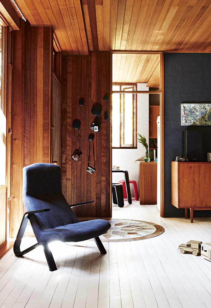 """**MID-CENTURY**<br><br>The 1950s and 60s produced some of the most memorable pieces in the modern design era, a combination of art and architectural craftsmanship that comes together under the moniker [mid-century modern design](https://www.homestolove.com.au/mid-century-modern-homes-20366