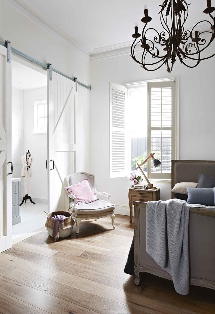 """**FRENCH COUNTRY** <br><br>Is your ideal space one where you feel relaxed and welcome but with [incredible Parisian style](https://www.homestolove.com.au/french-provincial-style-10-key-elements-6741