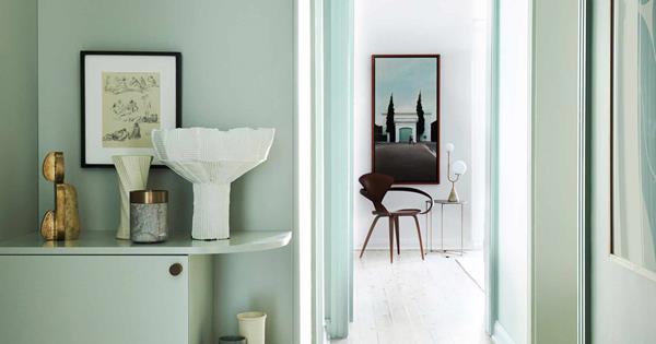 A beachside Art Deco apartment renovation that's full of charm