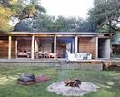 An eco-friendly rammed-earth holiday home in South Africa