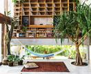 A tropi-cool concrete home in Canggu, Bali
