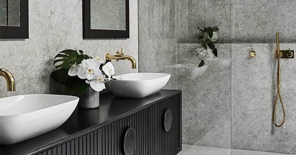 10 beautiful bathrooms with floating vanities