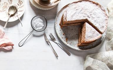 Heirloom recipe: Cinnamon sponge cake