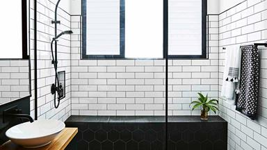 Black and white bathrooms: 20 timeless ideas to steal