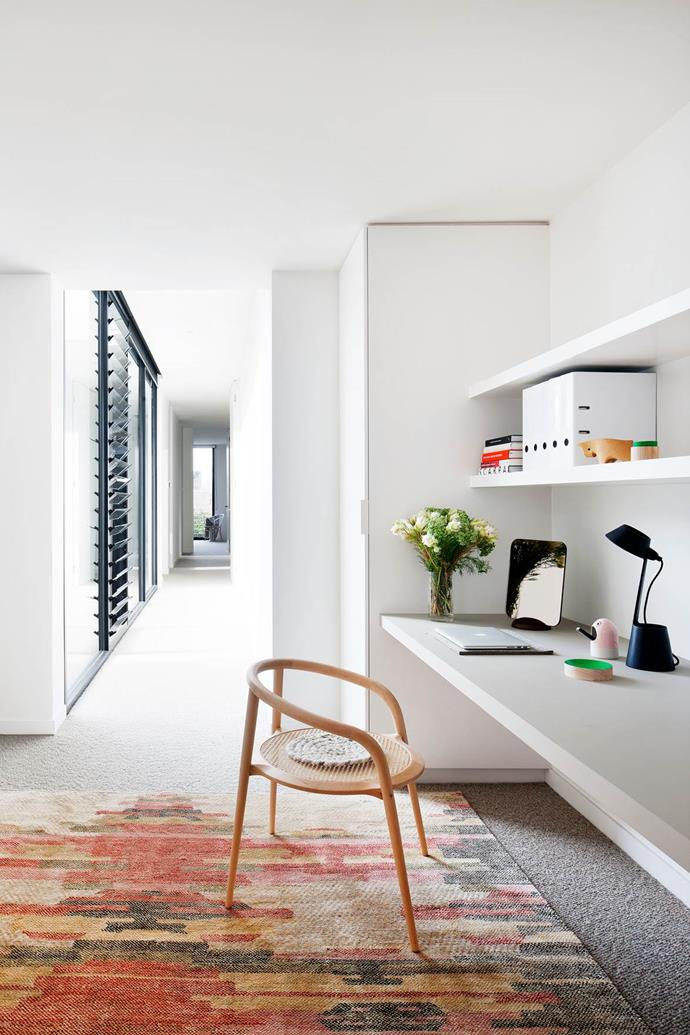 Create more room to work on by organising and decluttering the space you already have. *Photo:* James Henry / *bauersyndication.com.au*