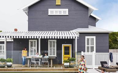 How to paint a weatherboard home exterior