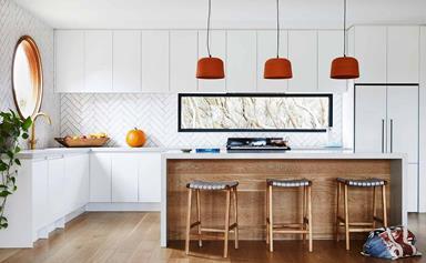 A classic beach house on the Mornington Peninsula with a modern twist