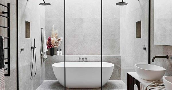 15 stunning walk-in shower ideas to revamp your bathroom with