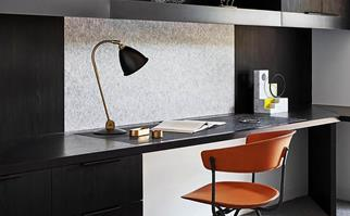 How to style your home office space