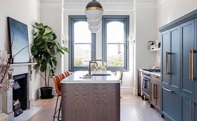 Interior designer Jillian Dinkel's charming Federation home