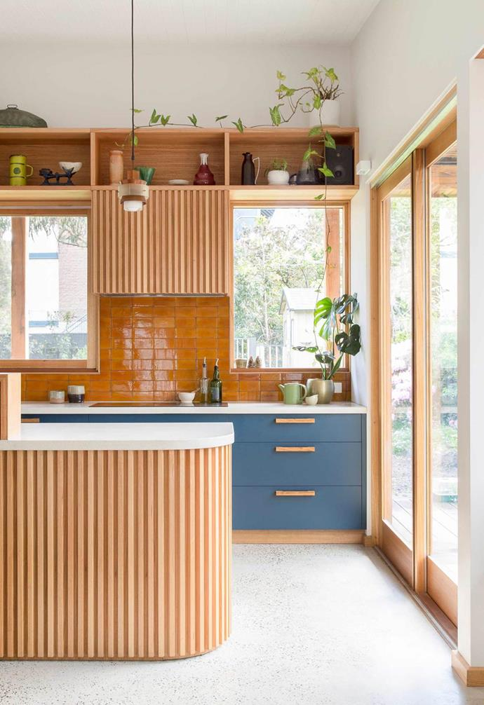 "Organic and [sustainable](https://www.homestolove.com.au/how-to-design-an-eco-friendly-sustainable-home-19038|target=""_blank"") materials have turned this [Melbourne Californian bungalow](https://www.homestolove.com.au/eco-friendly-melbourne-bungalow-17260