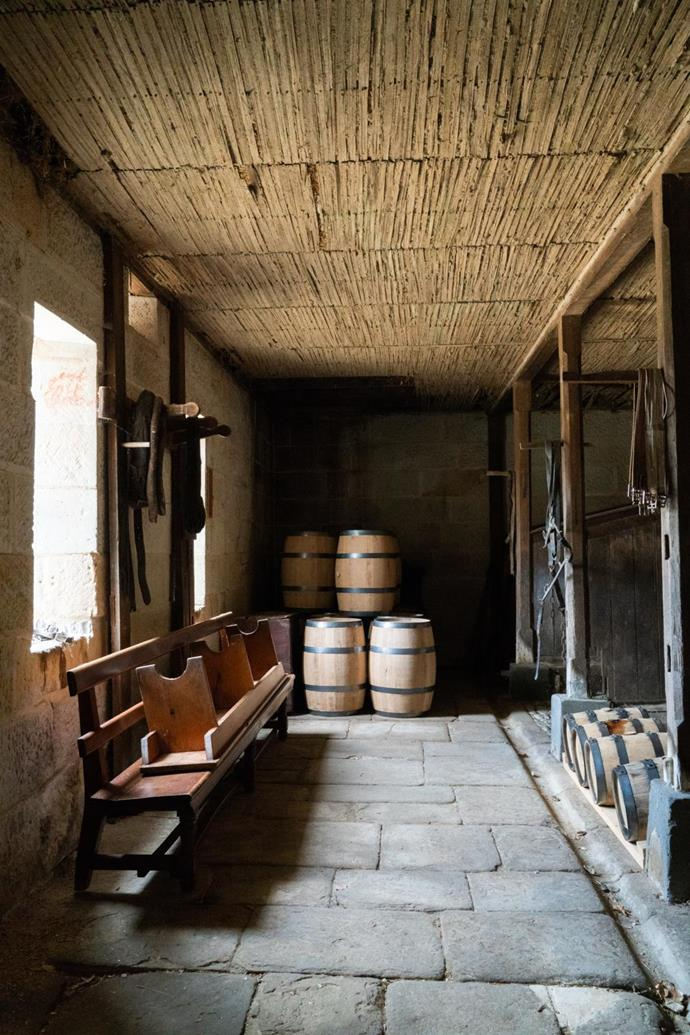 Whisky and gin maker Shene Estate & Distillery is a short drive from Hobart.