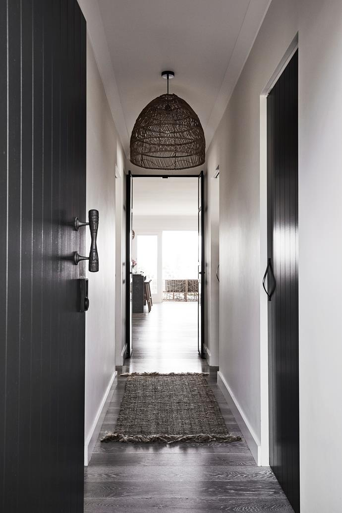 "To help create their dream coastal escape, this family opted for grey floorboards from Royal Oak in Driftwood to create the perfect beachy aesthetic throughout their update [1920s home](https://www.homestolove.com.au/updated-1920s-beach-retreat-fit-for-family-living-20989|target=""_blank"")."