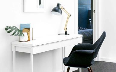 How to set up an instant (and portable) home office