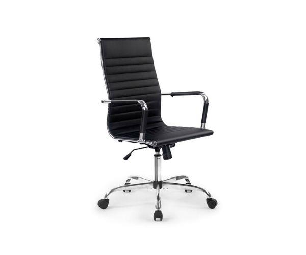 """Artiss Eames replica office chair, $116.95, [Bunnings](https://www.bunnings.com.au/artiss-eames-replica-office-chair-leather-executive-computer-chairs-seat-black_p0170808