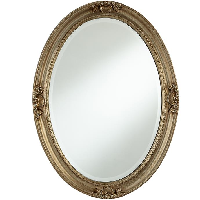 "Brita Oval Wall Mirror, $239, [Temple & Webster](https://www.templeandwebster.com.au/Brita-Oval-Wall-Mirror-BLM-112-AS-BING1422.html?rec_imp=55a45c4cd844c3ce3f912540fa3c4d08&rec_src=recombee|target=""_blank"")."