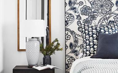 6 tips for decorating and styling a small bedroom