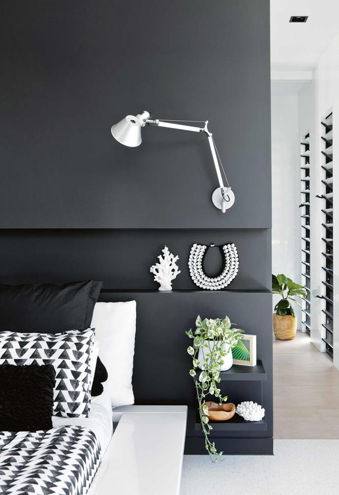 """Sarah's trick to [black-and-white success](https://www.homestolove.com.au/monochrome-living-rooms-17205
