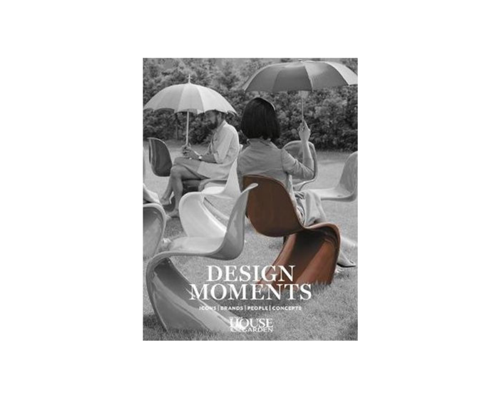 "[**Design Moments**](https://www.booktopia.com.au/design-moments-by-chris-pearson-chris-pearson/book/9781925695830.html|target=""_blank""). The must-have book for design addicts, Design Moments explores some of the most significant designs in history and the moment they were created. *Chris Pearson, $40*"