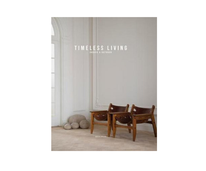 "[**Timeless Living: Indoor and Outdoor**](https://www.booktopia.com.au/timeless-living-wim-pauwels/book/9782875500786.html|target=""_blank""). Timeless living is a timeless coffee table book. Featuring 20 new residential houses and apartments from leading Belgian architects and interior designers, it's a lesson in curating an ageless home without the latest trends.*Wim Pauwells, $150*"