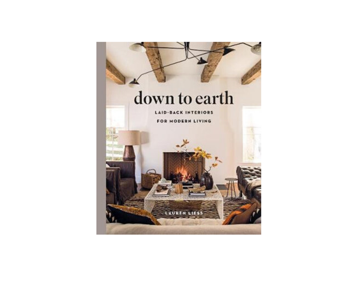 "[**Down to Earth: Laid-back Interiors for Modern Living**](https://www.booktopia.com.au/down-to-earth-lauren-liess/book/9781419738197.html?source=pla&gclid=Cj0KCQjwmdzzBRC7ARIsANdqRRkrkY7cGuDw4jSB26Mo9TGQYgfLA_gVwF_hGzkWbq7n5pHQwyuWjHcaAsPGEALw_wcB|target=""_blank""). The author of the much-loved book Habitat has delivered another icon for coffee tables. Down to earth embraces relaxed style and talks us through how to create a thoroughly liveable, but charming, space. *Lauren Liess, $50*"