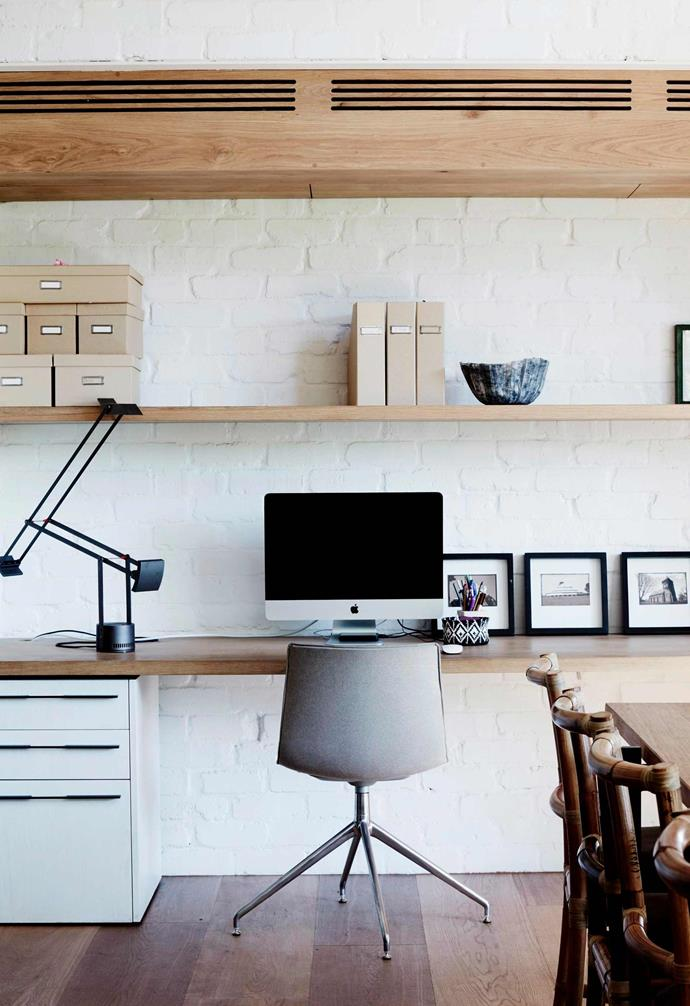 """**KEEP PAPERWORK UNDER CONTROL** <br><br>Files and folders are an [inexpensive storage solution](https://www.homestolove.com.au/desk-style-refresh-18225 target=""""_blank"""") and learning this sorting skill at a young age will benefit your child for the rest of their life.<br><br>"""